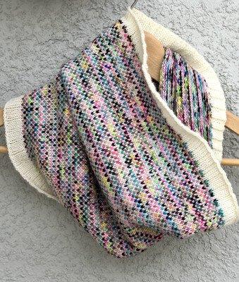Yarn Snob 100 Colors Cowl Kit