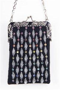 Crystaletts Beaded Purse Kit  by Dorinda Balanecki