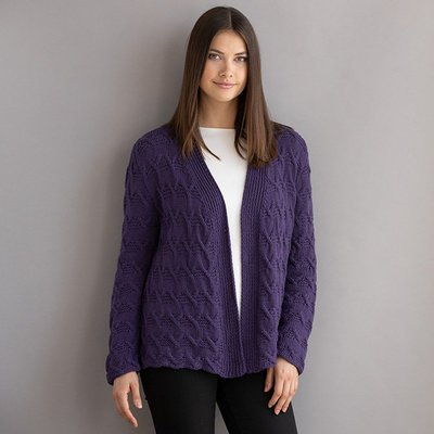 Dawn Cardigan Kit (String)
