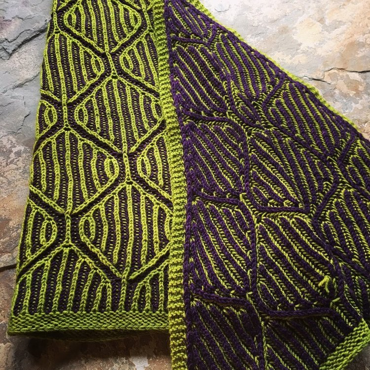 Diamonds Shawl Kit