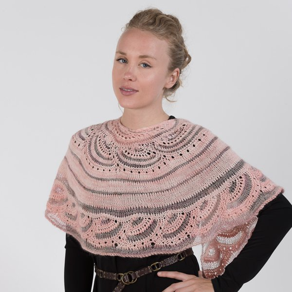 Drama Queen Shawl Kit (Artyarns)