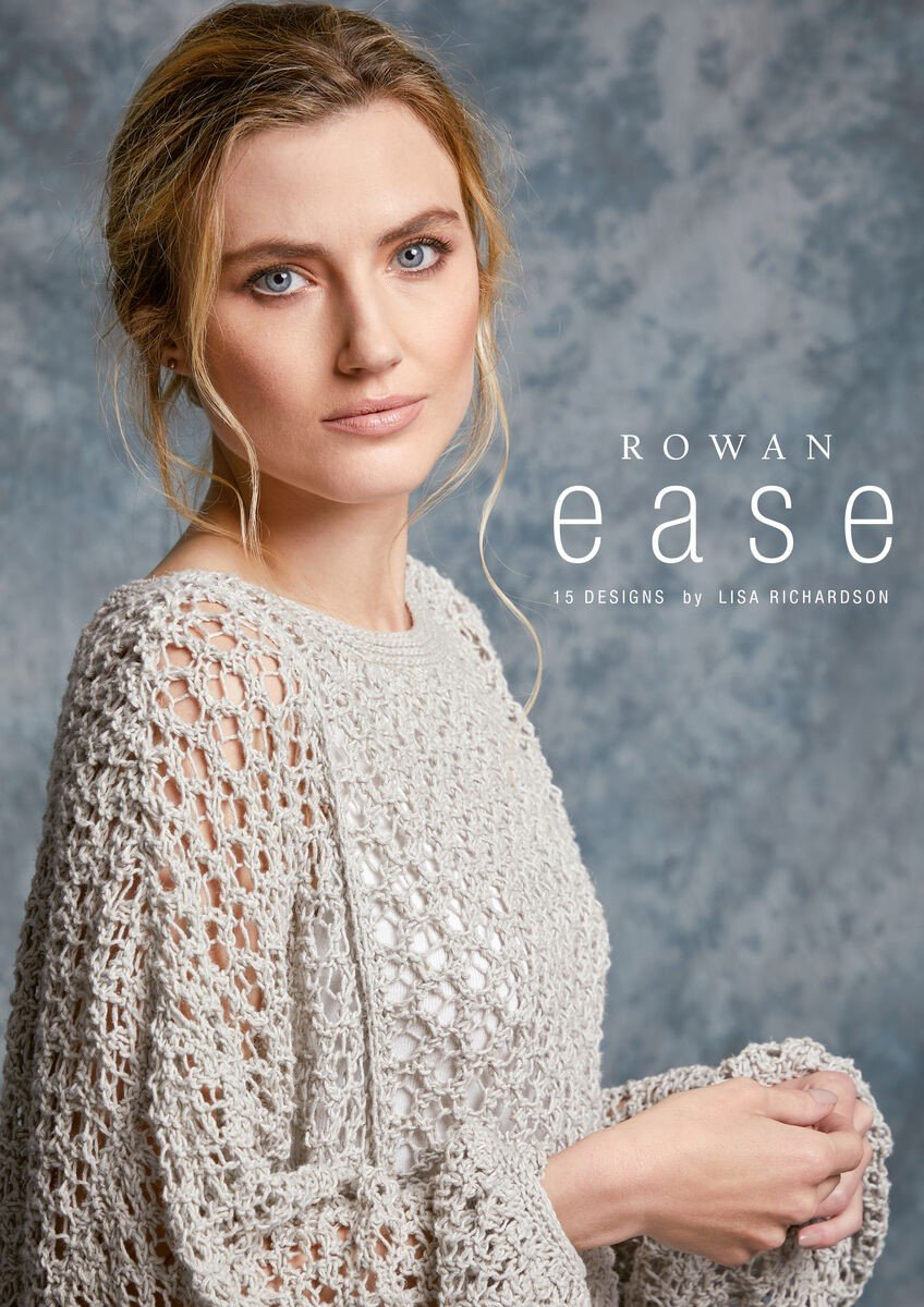 Rowan Ease by Lisa Richardson
