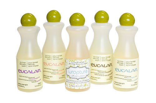 Eucalan Gift Pack - 100 ml Bottles Different Scents