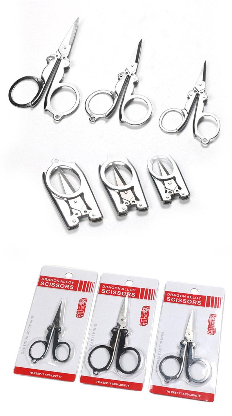 Scissors-Mini Alloy Folding