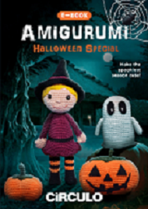 Circulo Amigurumi Halloween Pattern eBook (Digital Download)