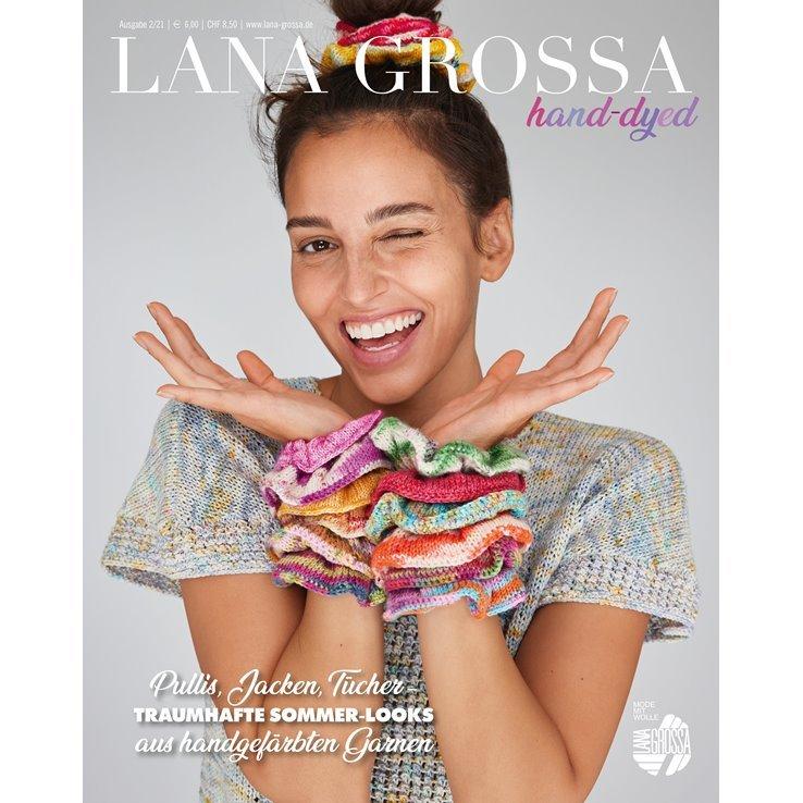 Lana Grossa Hand-Dyed Book 2