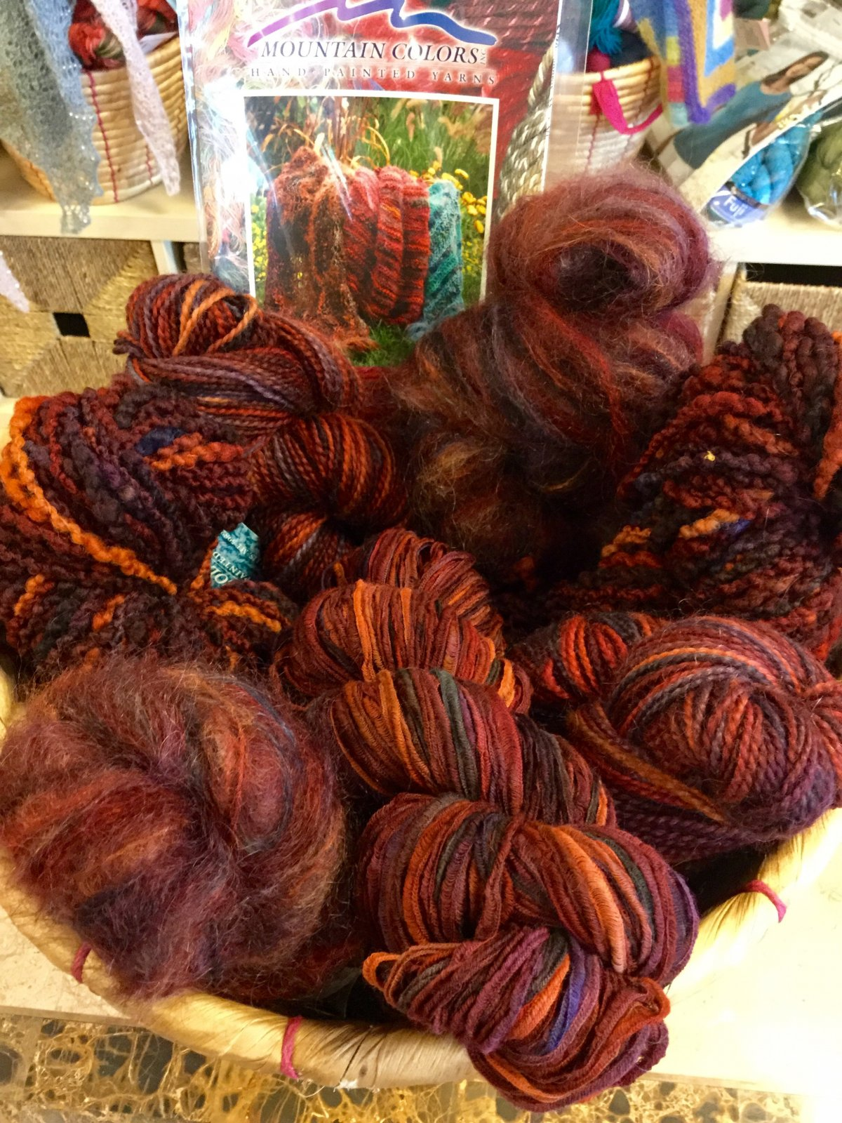 Warm and Wooly Throw Trio Kits