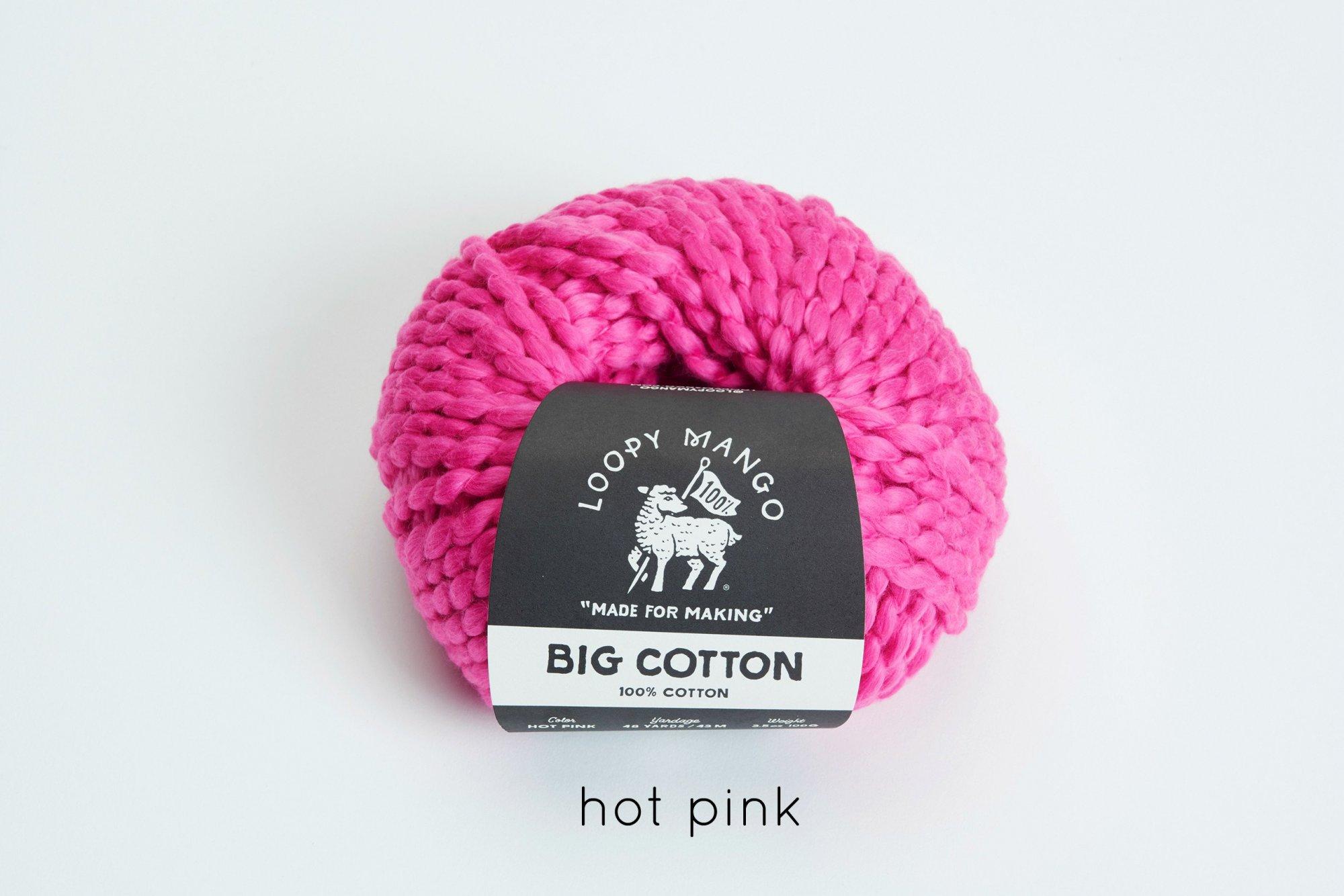 Big Cotton (Loopy Mango)