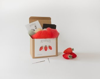 PetitFelts Needle Felting Kits