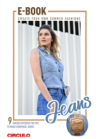 Circulo Jeans Patterns eBook (Digital Download)