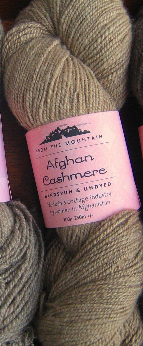 Afghan Cashmere - Worsted