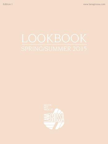 LOOKBOOK - Spring/Summer 2015