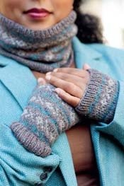 Lovat Mitts & Cowl Kit (Outlander by Trendsetter)