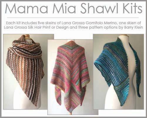 Mama Mia Shawl Kit (Trendsetter)