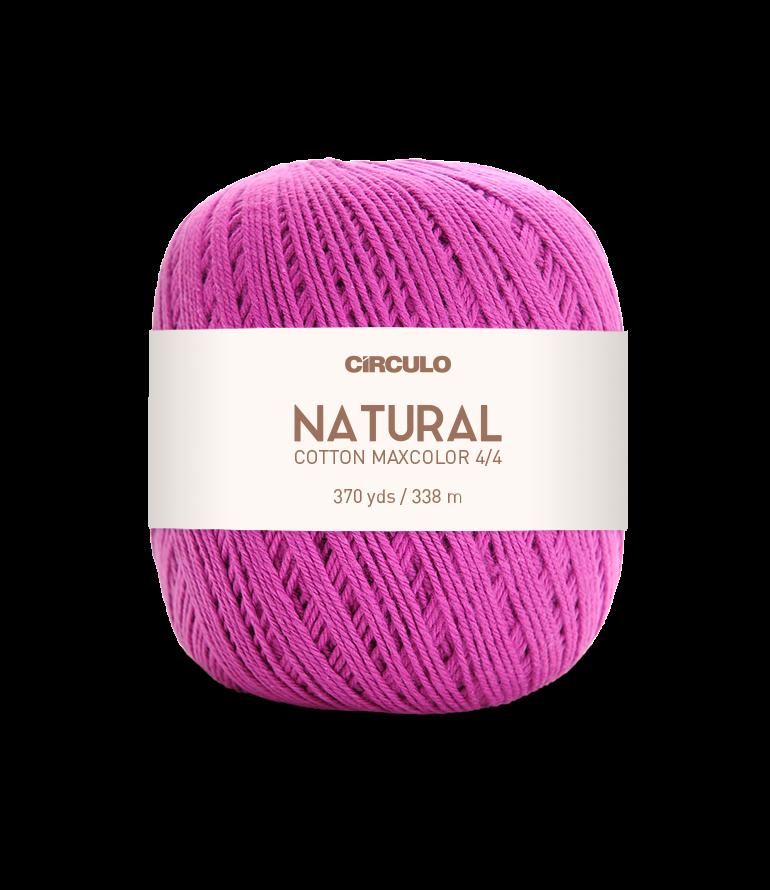 Natural Cotton Maxcolor 4/4 (Circulo)
