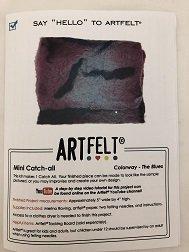Say Hello to Artfelt:   Mini Catch-all
