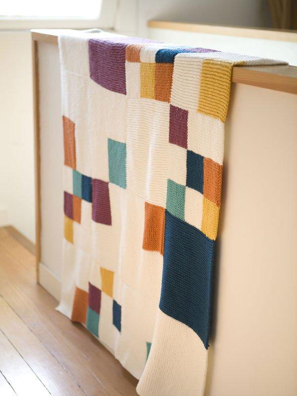 Moderne Blanket (Berroco Drop Shop Program)