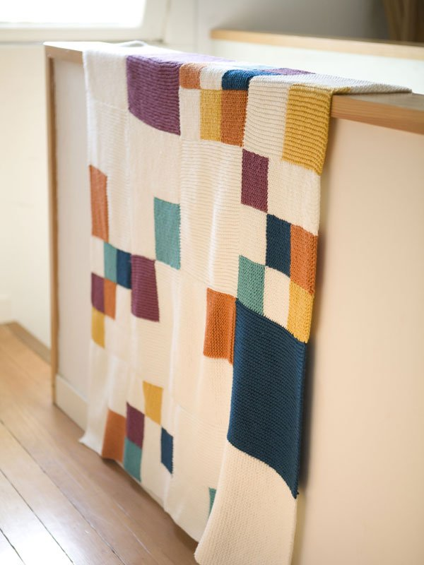 Moderne Blanket (Berroco Drop Shop Program)
