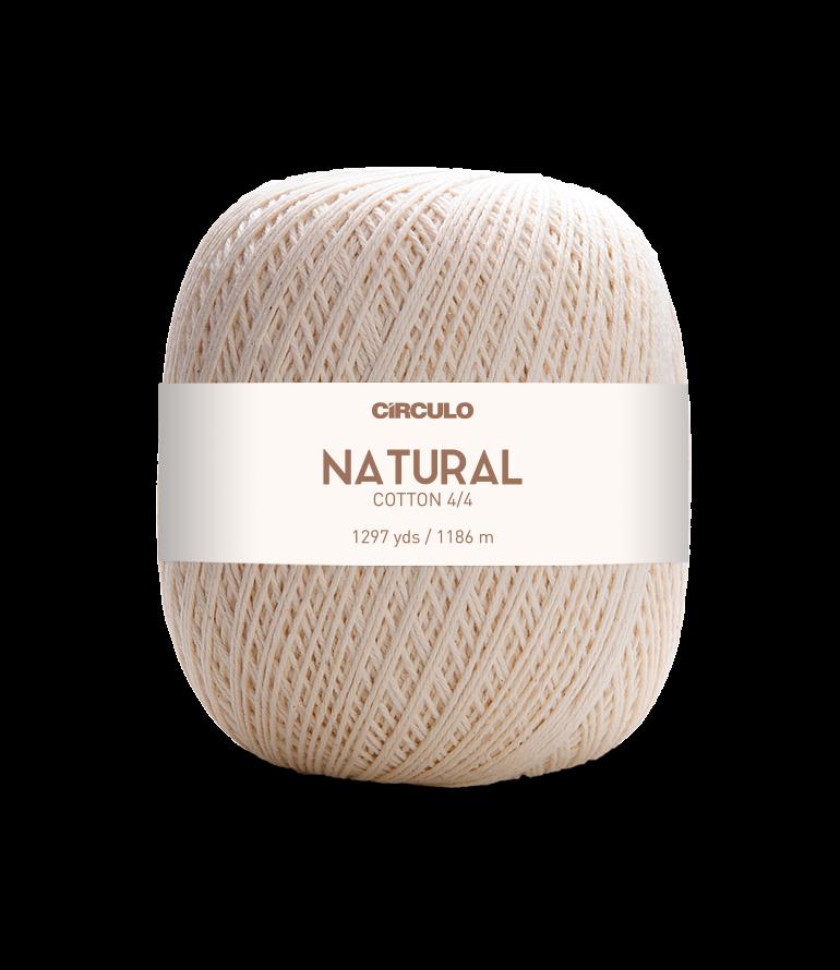 Natural Cotton 700g (Circulo)
