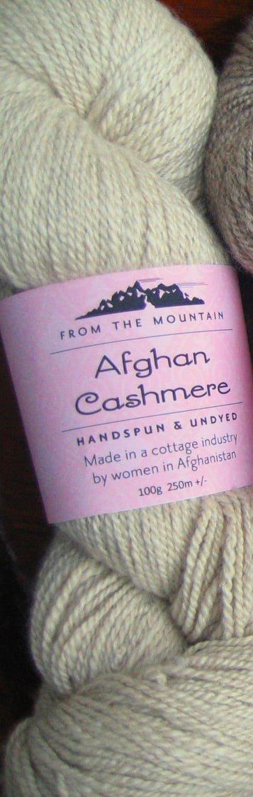 Afghan Cashmere - DK