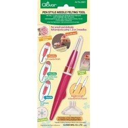 Pen Style Needle Felting Tool (Clover)