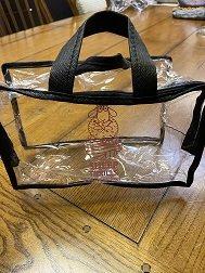 Sheep Thrills Plastic Zipper Bag
