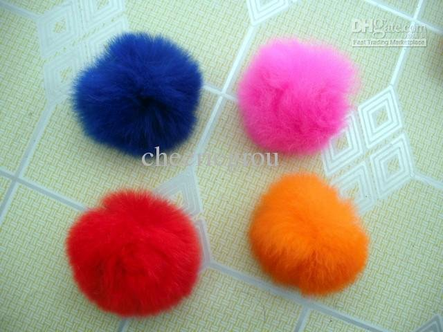Pom Pom Danglers (Asst Colors)