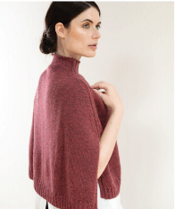 Post Poncho Kit by Julie Hoover (Shibui)