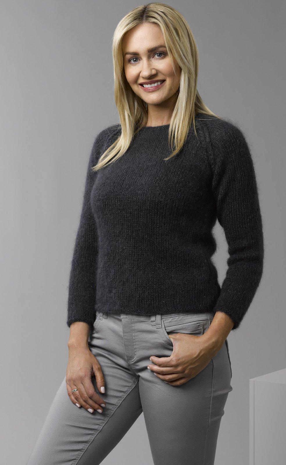 Jaine Pullover Kit (Stacy Charles)