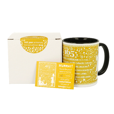 Scheepjes Mug - 165th Anniversary Limited Edition