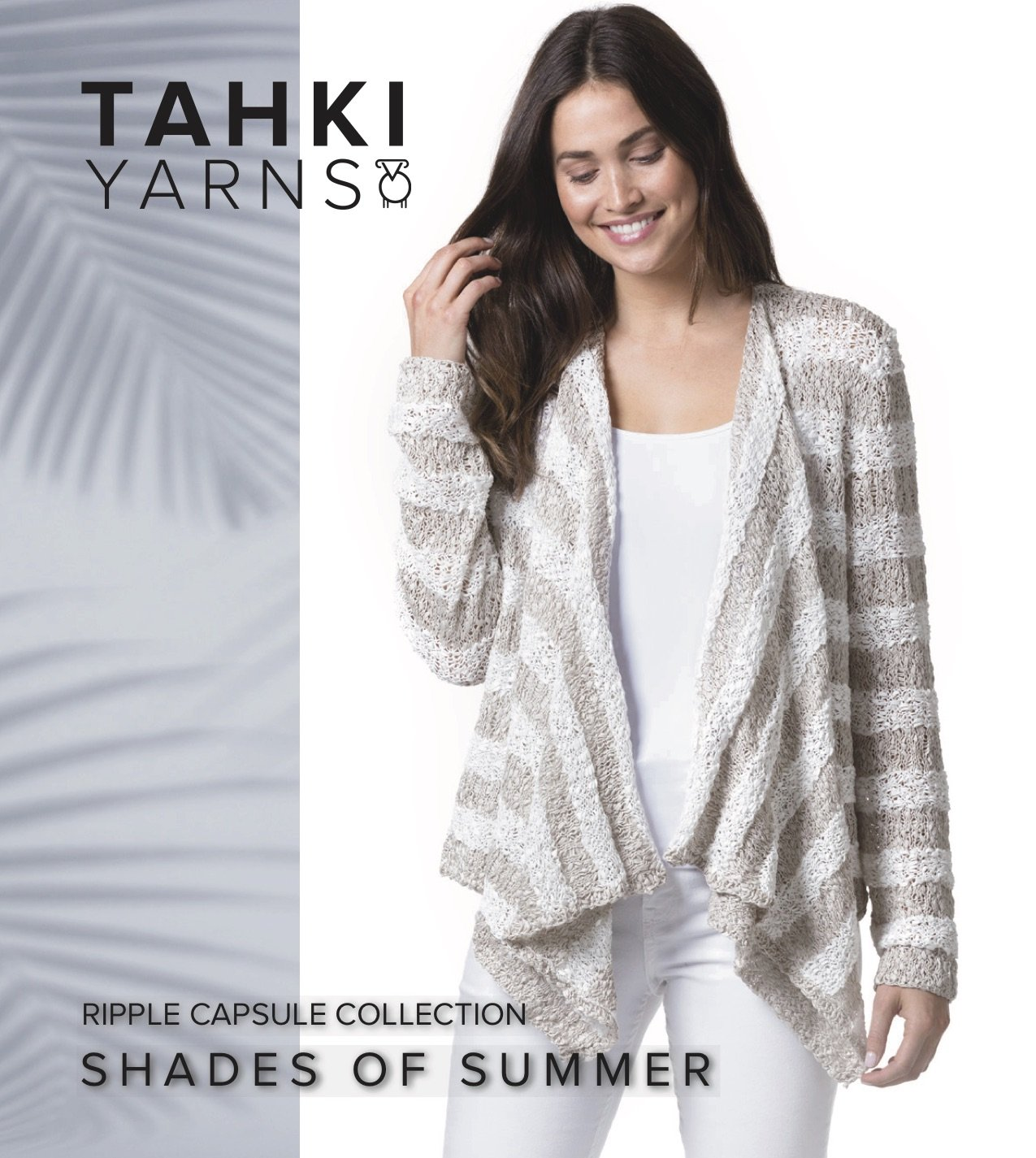 Tahki Yarns Shades of Summer Pattern Leaflets
