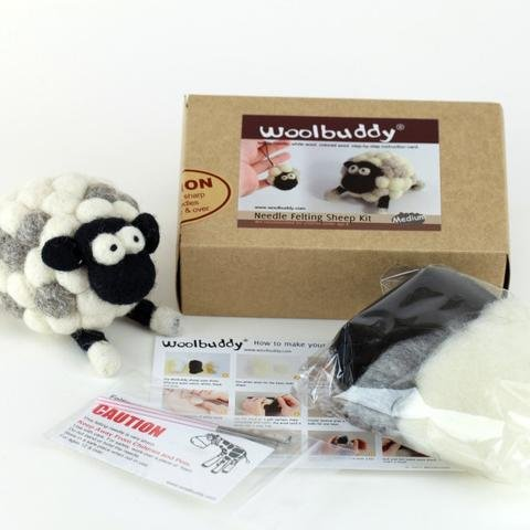 Woolbuddy Critter Felting Kit
