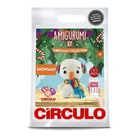 Amigurumi Christmas  2021 Kit (Circulo)