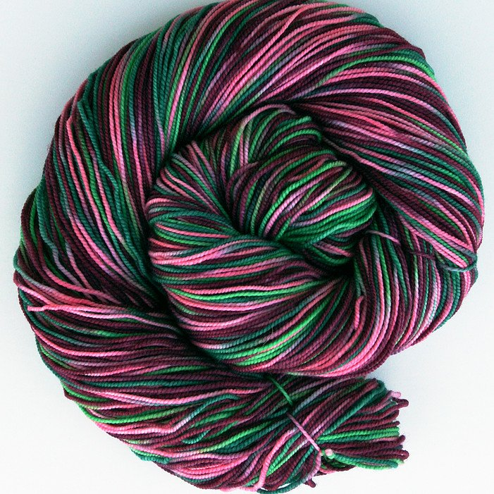 Sprout - Sock - Hand Paint (Fiber Seed)
