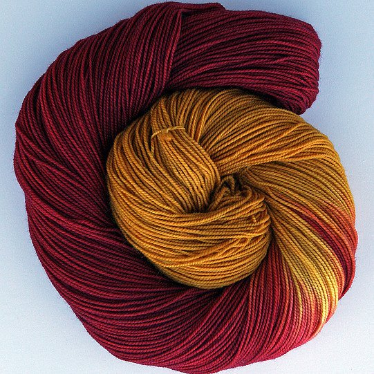 Sprout - Sock - Dual Stripe (Fiber Seed)