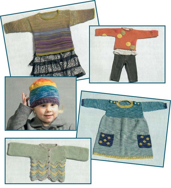 Classic Elite Yarn Baby Kits