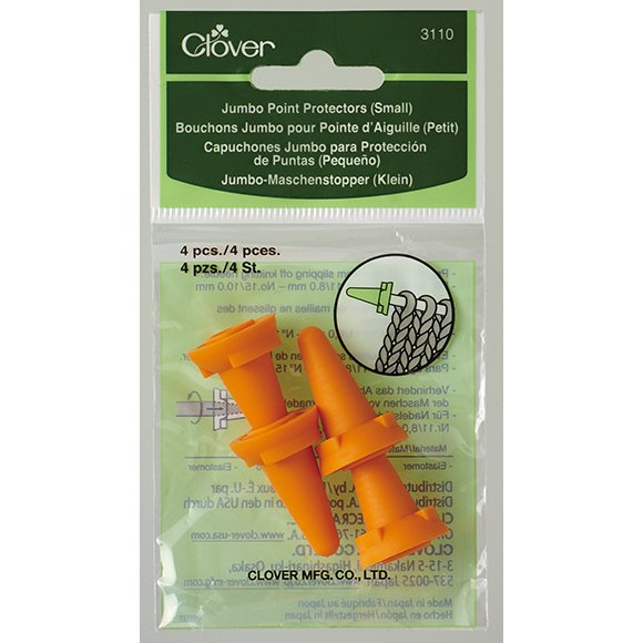 Jumbo Point Protectors (Clover)