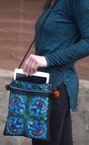 Tablet Bag - Hand Made