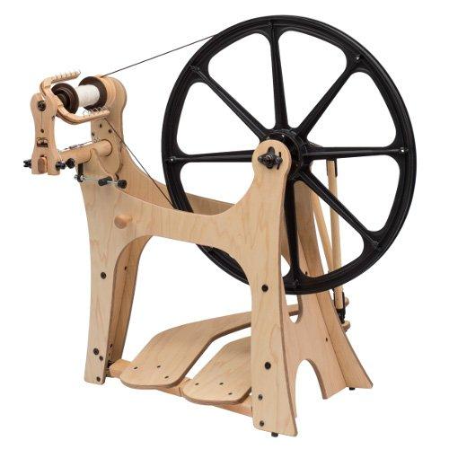 Flatiron Spinning Wheel (Schacht)