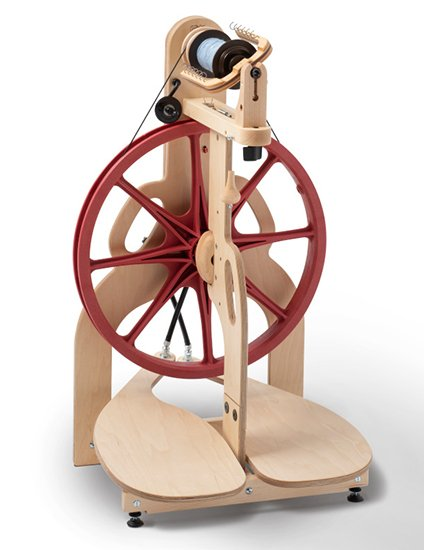 Ladybug Spinning Wheel (Schacht)