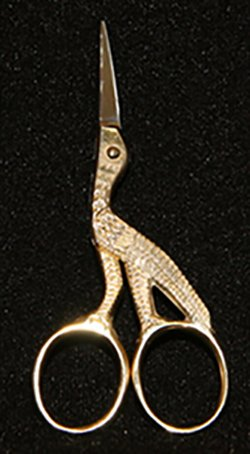 Embroidery Scissors - Animal Designs