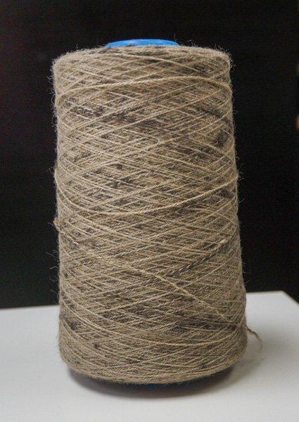 100% Taser Kete Silk Cones - Natural (Vijay Fibers)