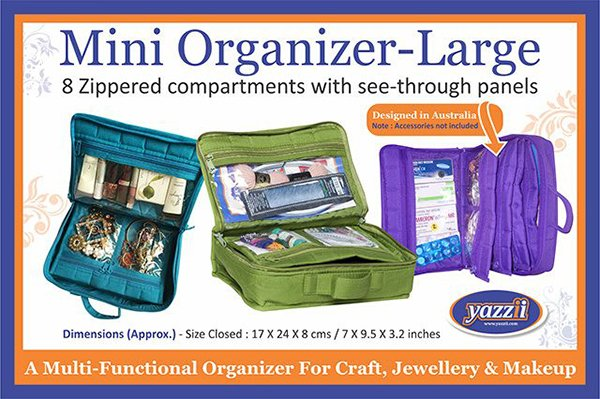 Mini Craft Organizer by Yazzii