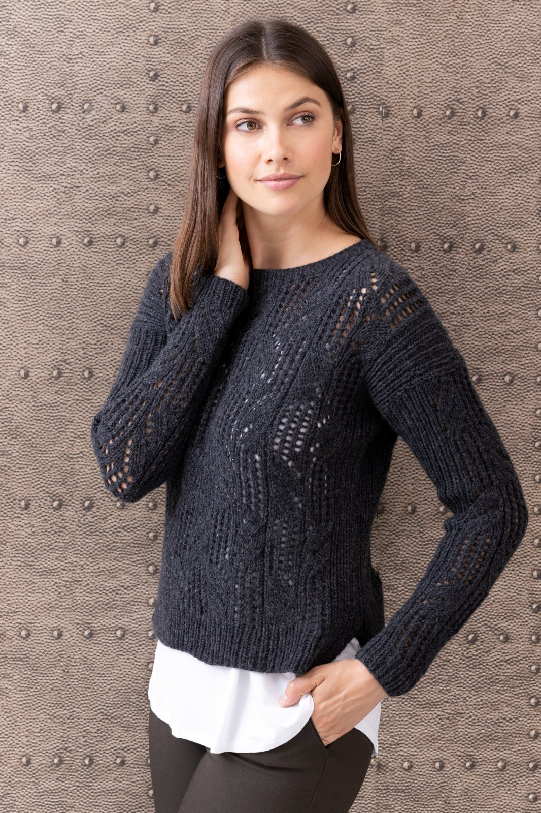 Carolina Lace Pullover Kit (String)