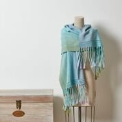 Summer Breeze Shawl Kit by Deborah Jarchow