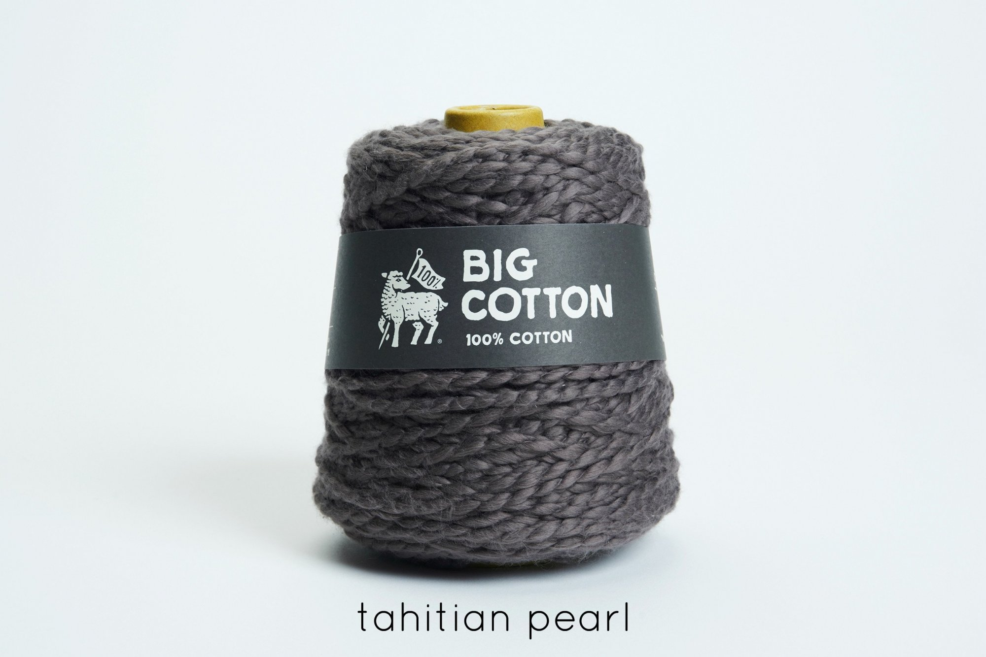 Big Cotton Cone  (Loopy Mango)
