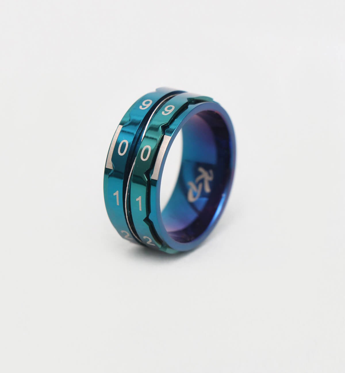 Row Counter Ring (The Mindful Collection)