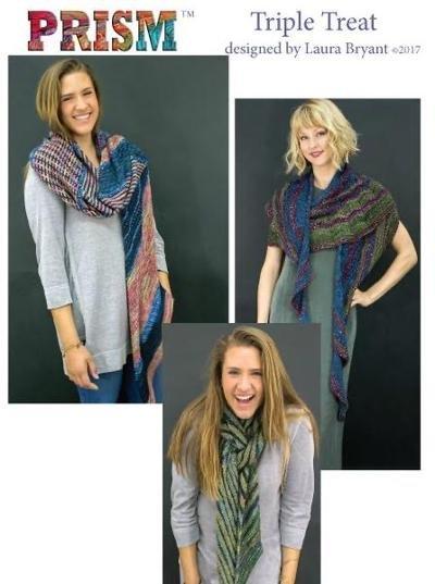 Triple Treat Wraps/Scarves Kit (Prism)