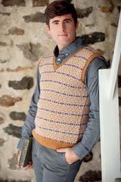 The Man I Left Behind Vest Kit (Outlander by Trendsetter)
