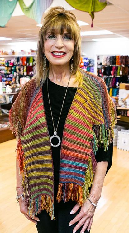 Victoria's Shawl Kit (SHEEP THRILLS Exclusive)